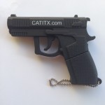 Handgun USB Flash Drive