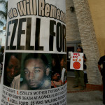 LAPD Protest for Ezell Ford