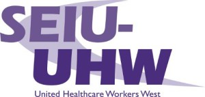 SEIU United Healthcare Workers West Logo