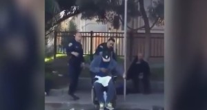 SFPD tips wheelchair