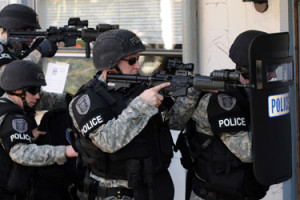 Police Swat Teams Police Officers On The Defense, A False Narrative For Cash?