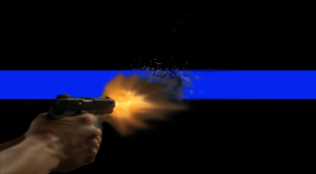 ThinBlueLine Shot DontComply.com