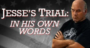 Jesse Ventura , In His Own Words, Chris Kyle Trial
