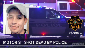 Ruben Garcia Shot By Grapevine Police