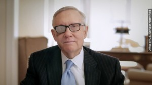 Senator Harry Reid (D-NV) announced his retirement Friday 27 March.