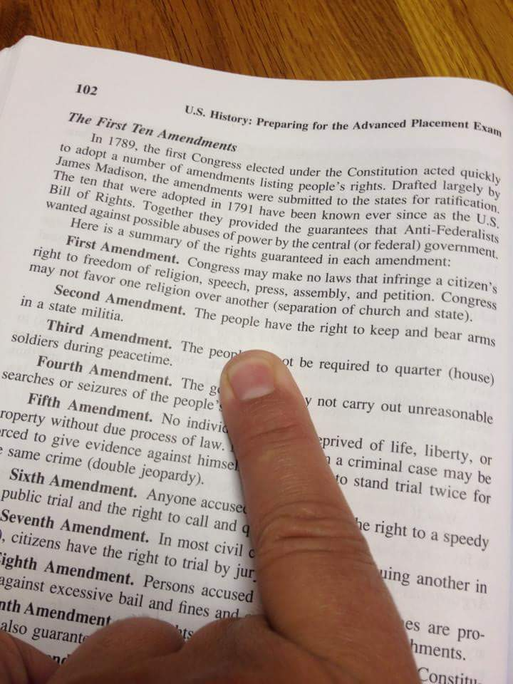 2nd Amendment Continuously Mistranslated, Abolish The Permissions ...