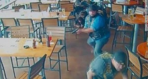 Biker Shoot Out In Twin Peaks - DontComply.com