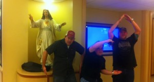 The Don't Comply Crew and Jesus