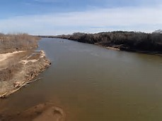 Texas Red River BLM