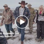 "Ammon Bundy Speaks Out From Jail ""Go Home FBI"""