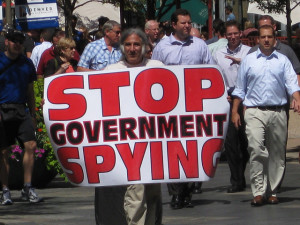 Stop Government Spying  - DontComply.com