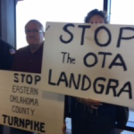 Oklahoma Seizing Land From Resistant Rural Citizens To Ram Through Another Tollway