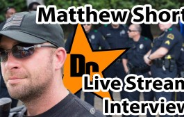 Interview Of The Ultimate Activist, Matthew Short From Don't Comply