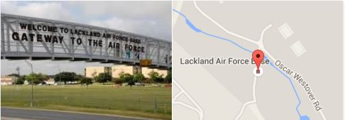 Lackland Air Force Shooter