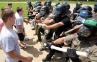 FEMA/DHS Conduct Riot Control Drills In Texas For First Time Ever
