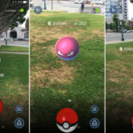 Pokemon Go Game Screen Shots