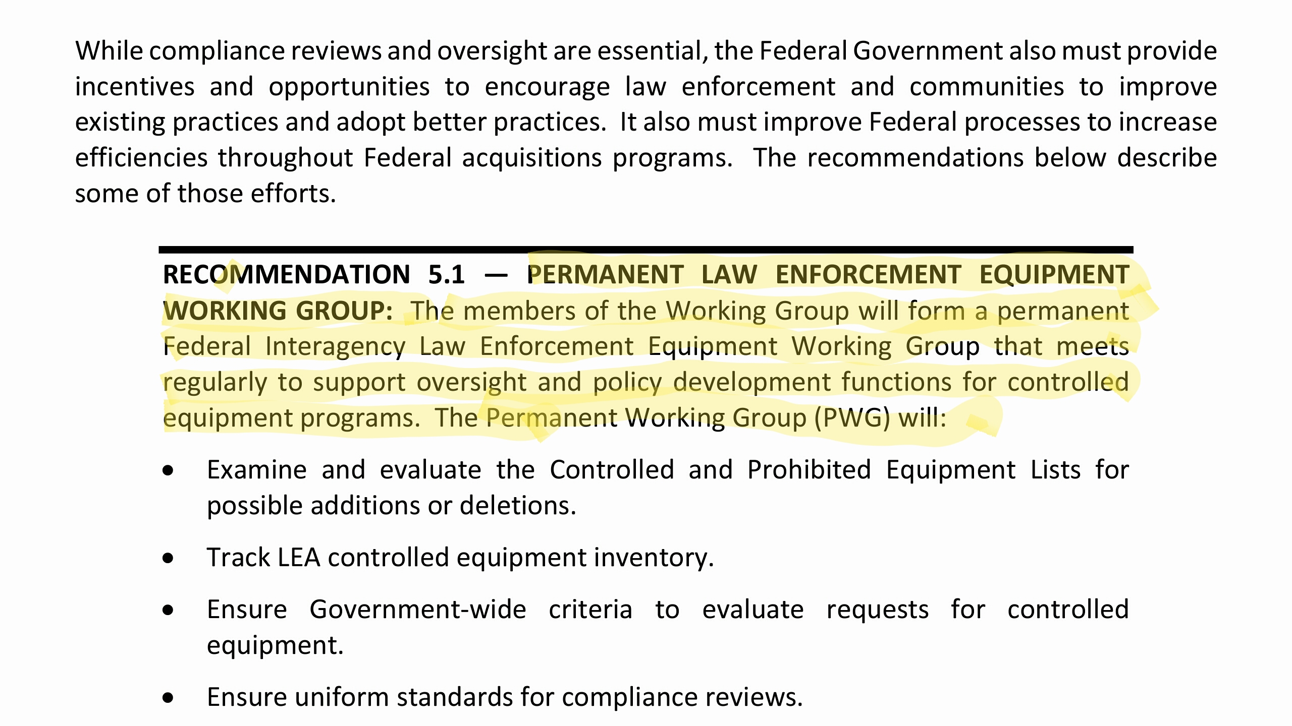 Obama Federalized the Police (Here's How)   DontComply com