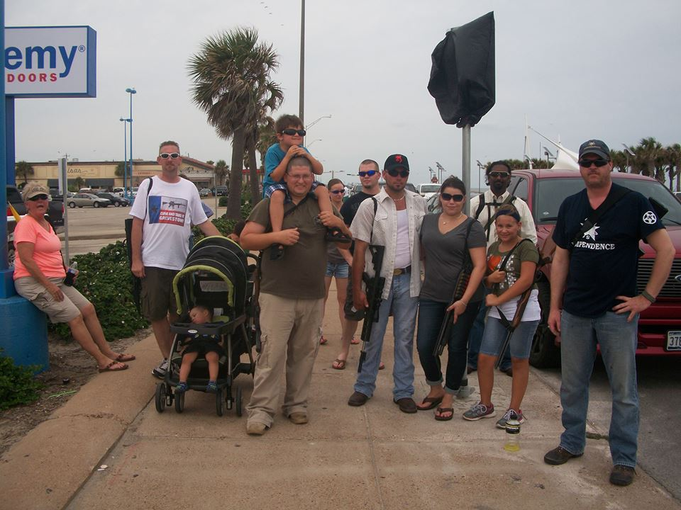 Come And Take It Galveston 7.14.13 -VIDEO