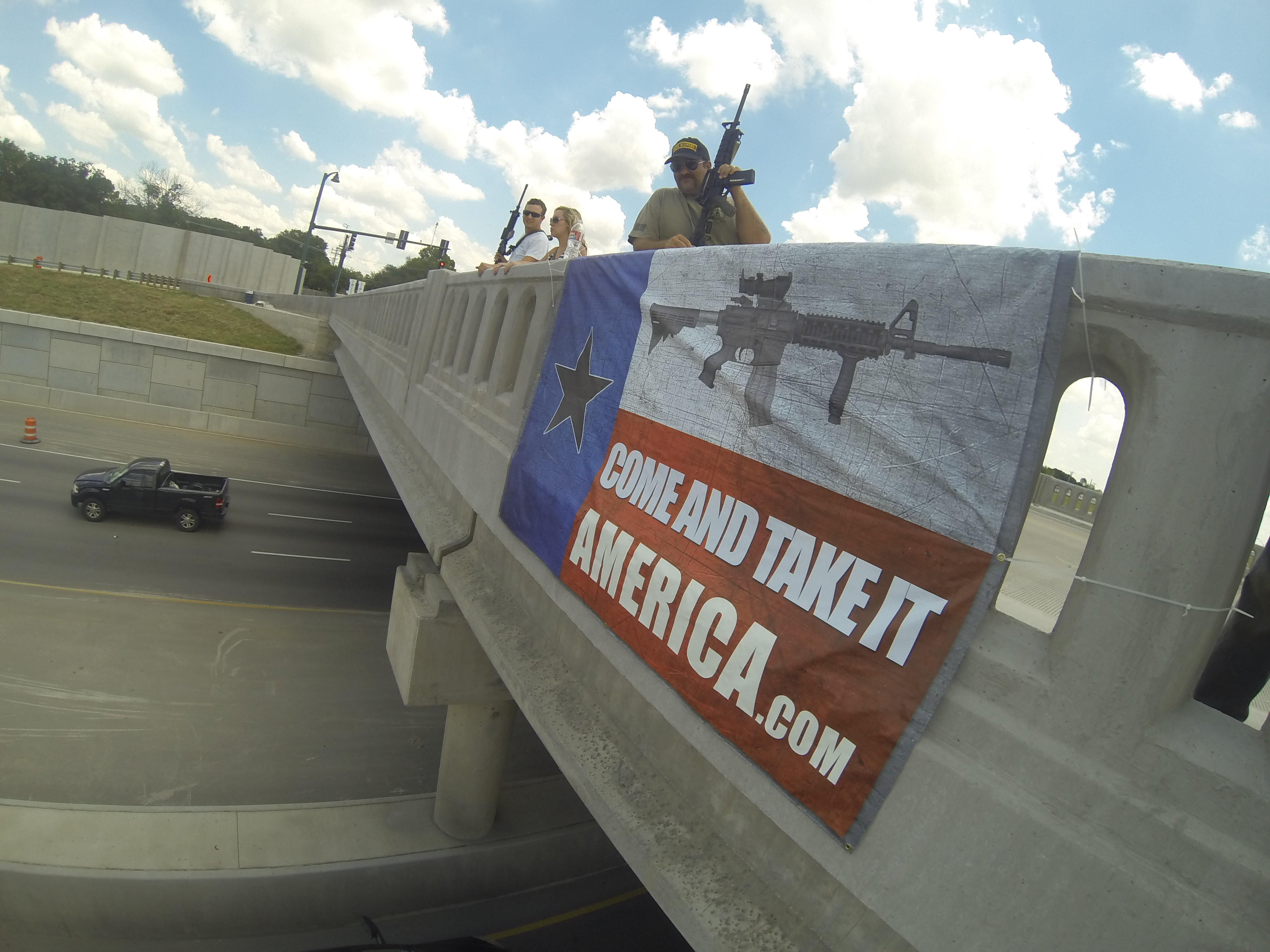 Hurst, TX Open Carry 7.20.13 -PHOTO GALLERY