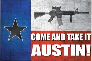 CATI Austin flag