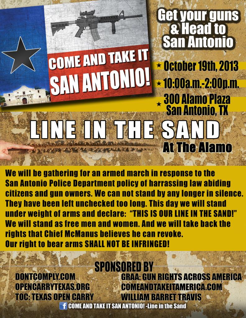 Alamo flyer