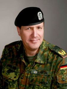 German Brig. Gen. Markus Laubenthal
