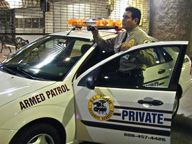 Patrol Car-W
