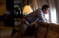 Obama Films Anti-Oil Drilling Video From Jumbo Jet