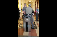 Update: Case Dismissed (Interest of Justice) Open Carry Activist Arrested For Plastic Toy Gun At Texas Capitol