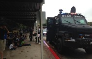 Militarized Police State 'Show and Tell' at Texas Elementary School.