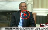 Obama Claims Executive Authority To Enact Gun Control