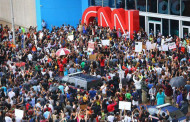 Does This Protest Foreshadow The End Of Mainstream Media?