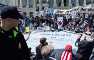 Over 1000 People Arrested At Democracy Spring Protest