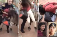 Police Officer Body Slams Sixth Grade Girl
