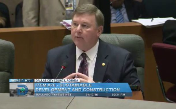 Dallas City Council Violates Human Rights, Votes to Demolish Business *Video*