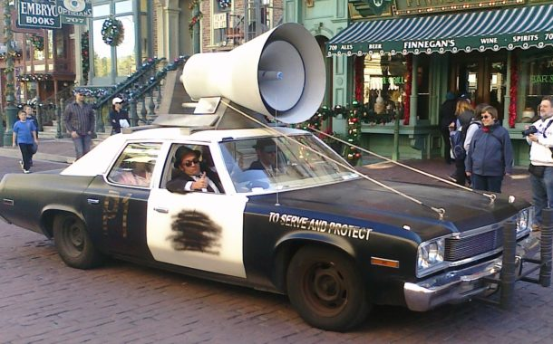 New Law To Ban Vehicles That Resemble Police Cars