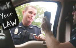 Man With Fake Cellphone Exposes Policing For Profit (Video)