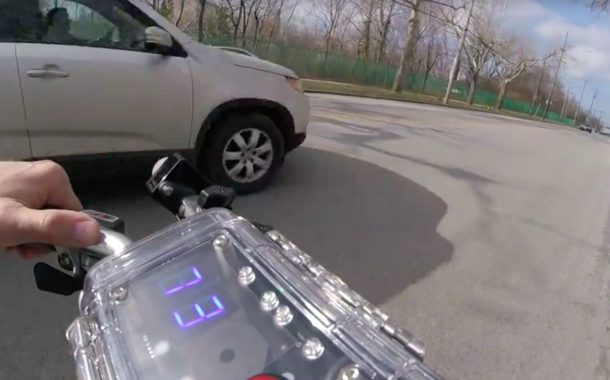 Police Will Have A New Device To Measure Your Distance To Bicycles